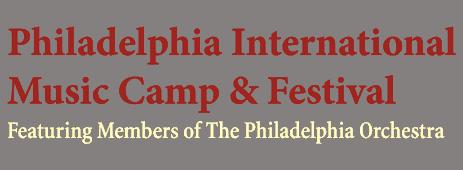 Philadelphia International Music Camp and Festival